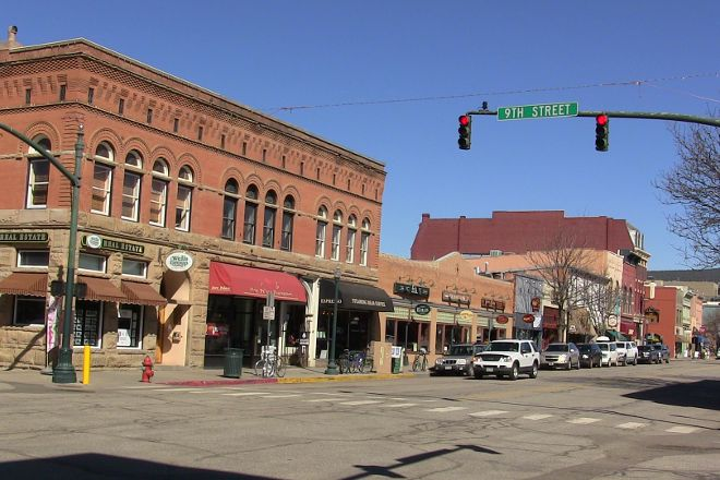 Historic Downtown Durango, Durango, United States