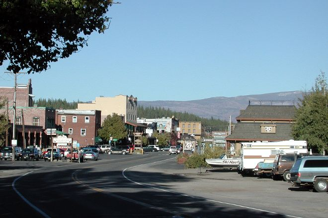 Historic Downtown Truckee, Truckee, United States