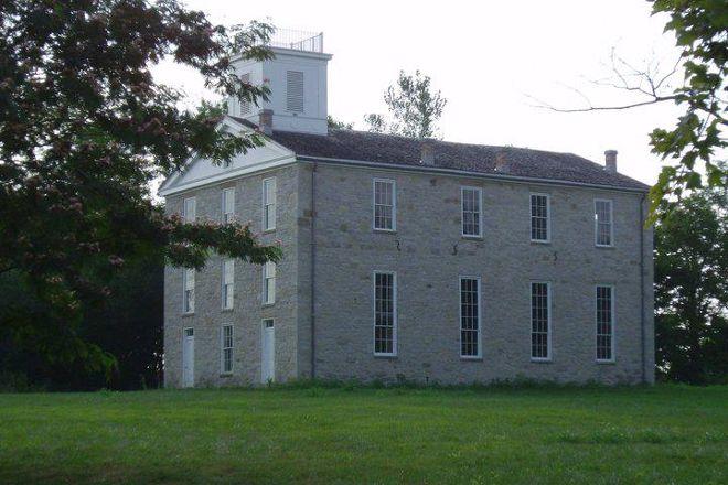 Historic Eleutherian College, Madison, United States