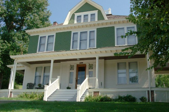 Historic General Dodge House, Council Bluffs, United States