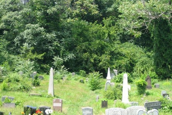 Historic Jersey City & Harsimus Cemetery, Jersey City, United States