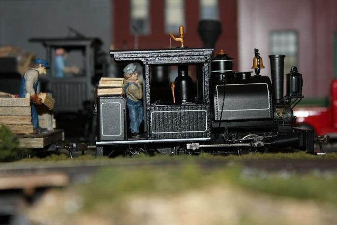 Historic RailPark & Train Museum, Bowling Green, United States