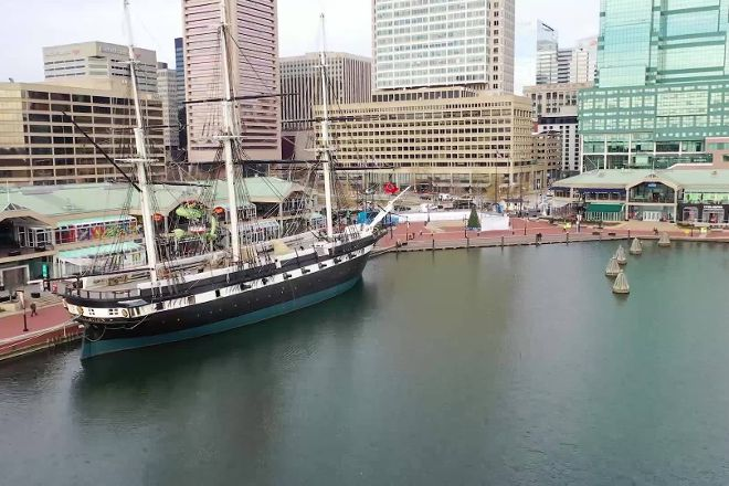 Historic Ships in Baltimore, Baltimore, United States