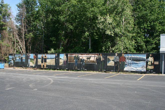 Historic White Pine Village, Ludington, United States