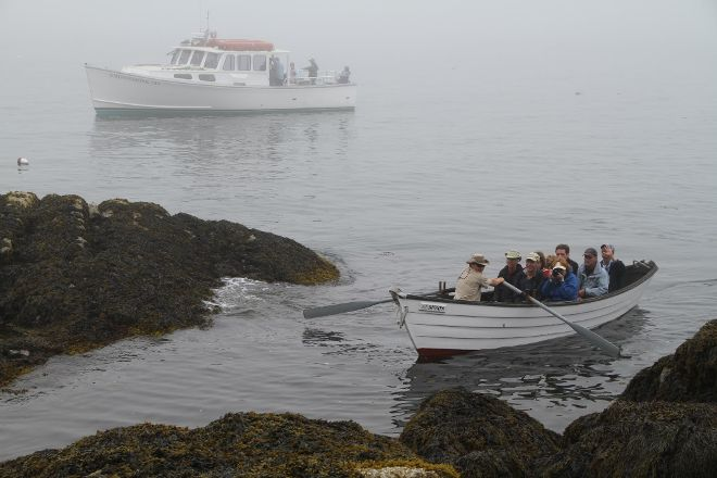 Hog Island, Maine, United States
