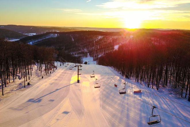 Holiday Valley, Ellicottville, United States