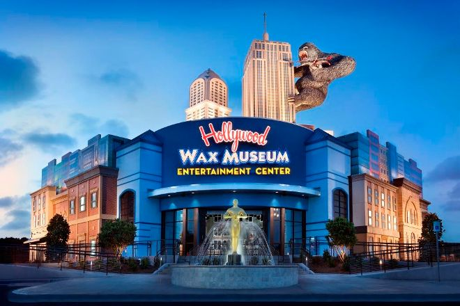 Hollywood Wax Museum, Myrtle Beach, United States