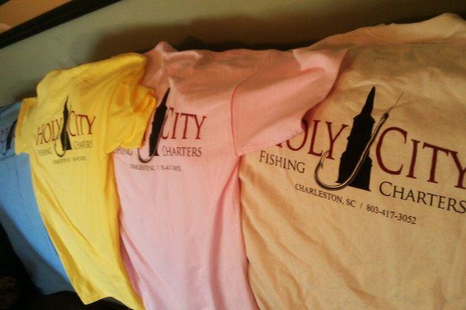Holy City Fishing Charters, Charleston, United States