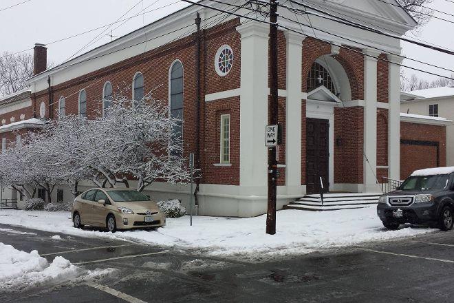 Holy Comforter Roman Catholic Church, Charlottesville, United States