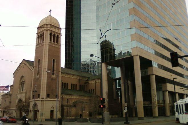 Holy Ghost Catholic Church, Denver, United States