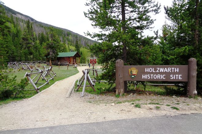 Holzwarth Historic Site, Rocky Mountain National Park, United States