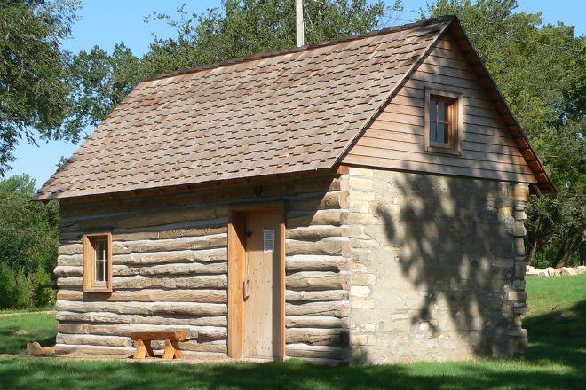 Home on the Range Cabin, Athol, United States