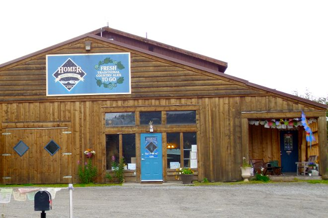 Homer Brewing Company, Homer, United States