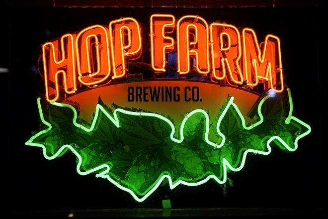 Hop Farm Brewing Company, Pittsburgh, United States