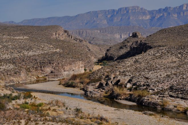 Hot Springs Historic District, Big Bend National Park, United States