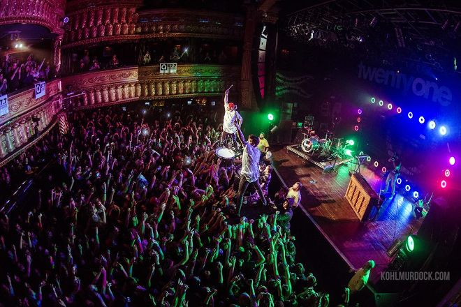 House of Blues Chicago, Chicago, United States