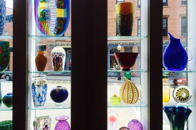 Hudson Beach Glass, Beacon, United States