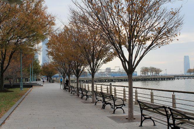 Hudson River Greenway, New York City, United States