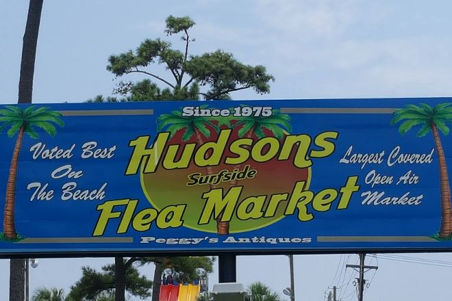 Hudson's Surfside Flea market, Surfside Beach, United States