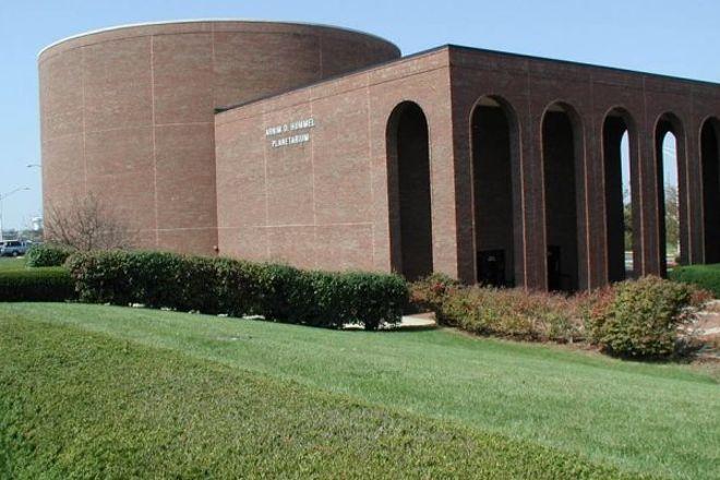 Hummel Planetarium at Eku, Richmond, United States