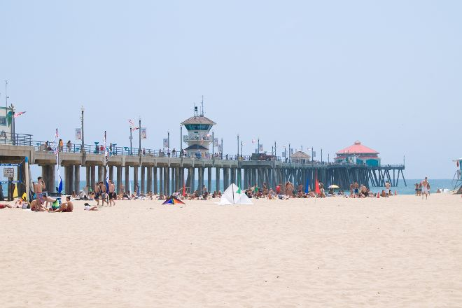 Huntington Beach Pier, Huntington Beach, United States