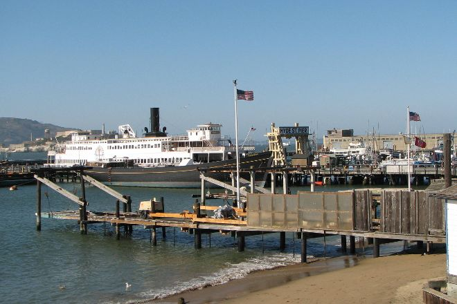 Hyde street pier, San Francisco, United States