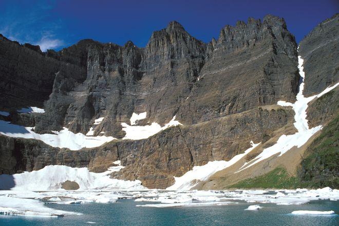 Iceberg Lake, Glacier National Park, United States