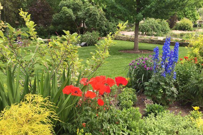 Idaho Botanical Garden, Boise, United States