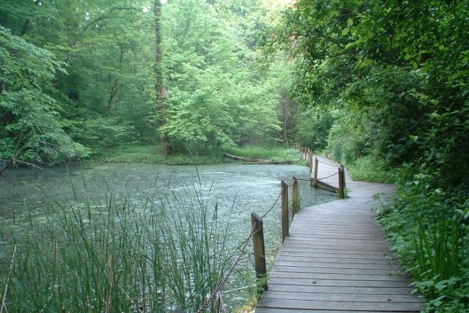 Ijams Nature Center, Knoxville, United States