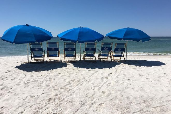 Ike's Beach Service, Gulf Shores, United States