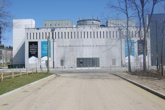 Illinois Holocaust Museum & Education Center, Skokie, United States