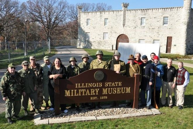 Illinois State Military Museum, Springfield, United States