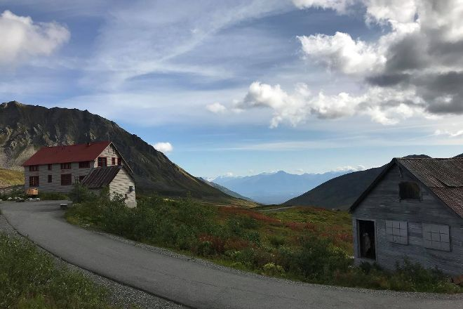 Independence Mine State Historical Park, Palmer, United States
