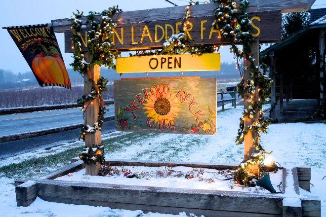 Indian ladder farm, Altamont, United States