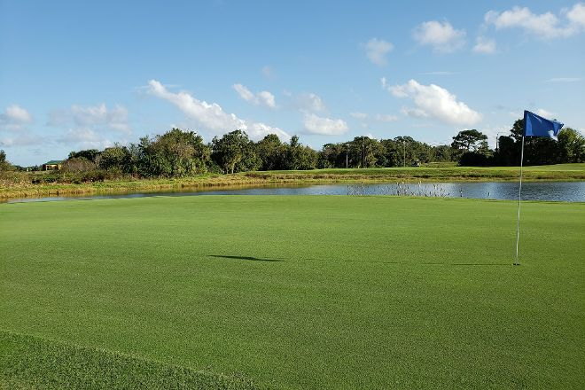 Indian River Preserve Golf Course, Mims, United States