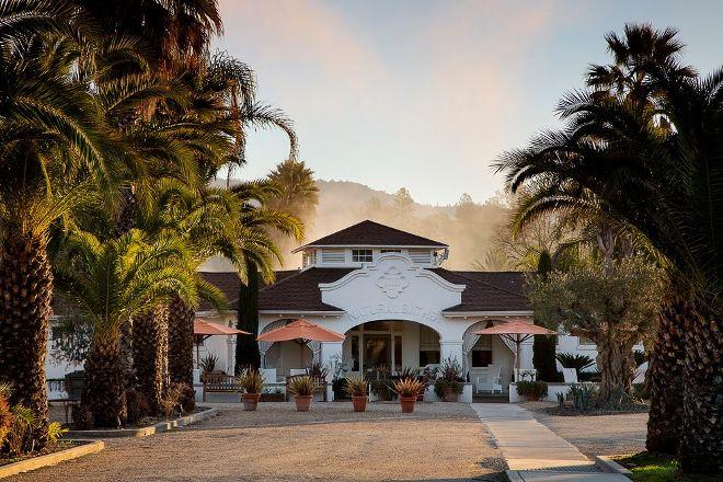 Indian Springs Resort Spa, Calistoga, United States