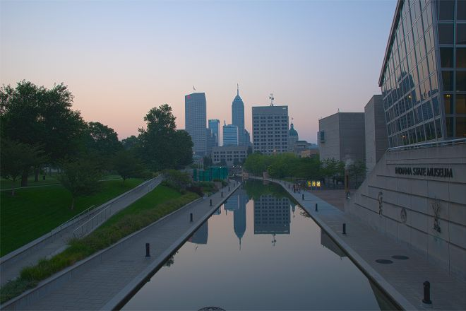 Indianapolis Cultural Trail, Indianapolis, United States