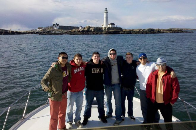 Indiscretion Yacht Charters, Boston, United States