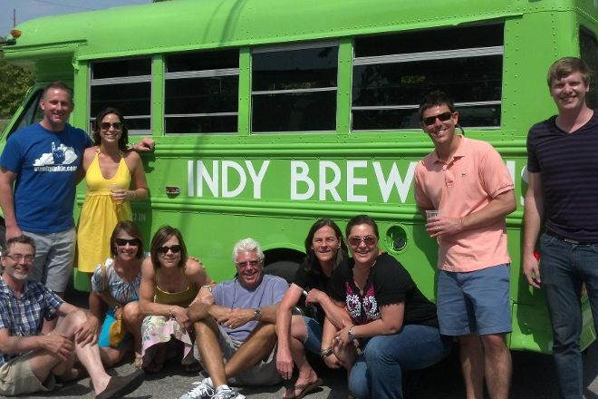 Indy Brew Bus, Indianapolis, United States