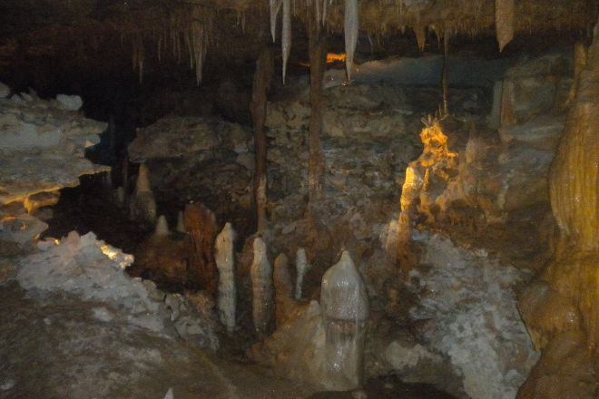 Inner Space Cavern, Georgetown, United States