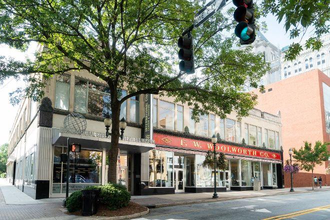 International Civil Rights Center & Museum, Greensboro, United States