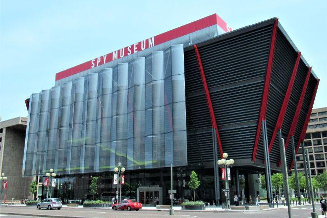International Spy Museum, Washington DC, United States