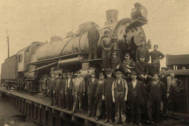 Irish Railroad Workers Museum, Baltimore, United States