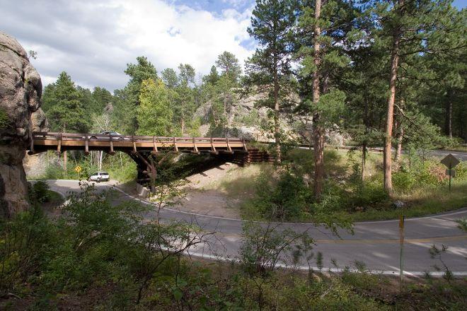 Iron Mountain Road, Custer, United States