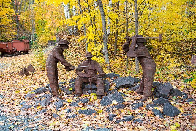 Iron Ore Heritage Trail, Marquette, United States