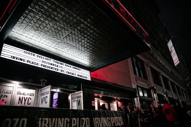 Irving Plaza, New York City, United States