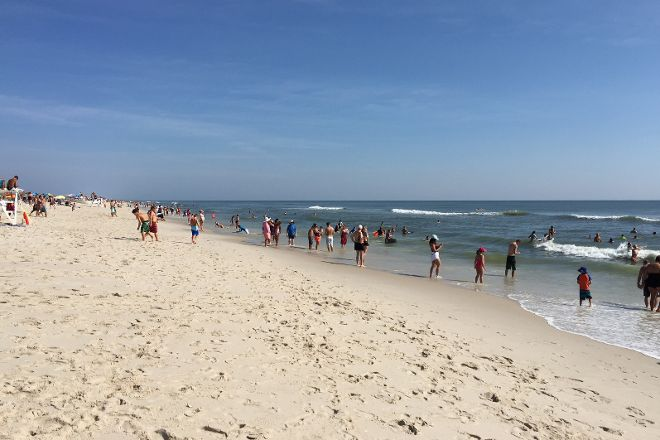Island Beach State Park, New Jersey, United States