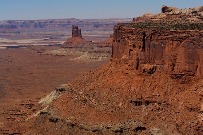 Island in the Sky, Canyonlands National Park, United States