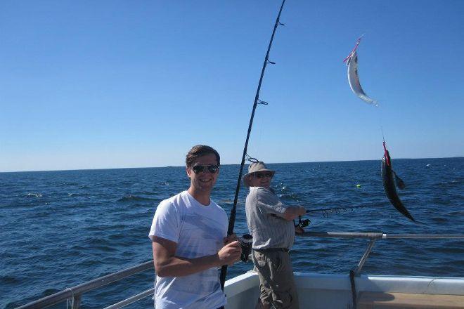 Islander Half-Day Fishing Trips, Bar Harbor, United States