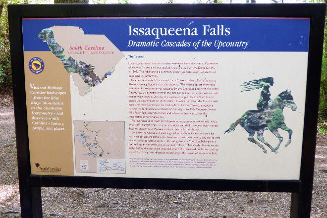 Issaqueena Falls, Walhalla, United States